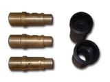 промышленные детали поршневой группы использующие высокий коэффициент скольжения фторопласт-4 как замена смазки | НПП Фторопластовые покрытия
