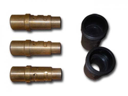 Промышленные детали поршневой группы испольующие высокий коэффициент скольжения фторопласт-4 как замена смазки