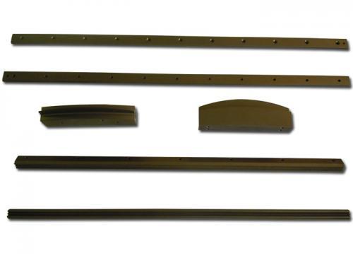 Ножи для резки, сварки полиэтилена упаковочных машин